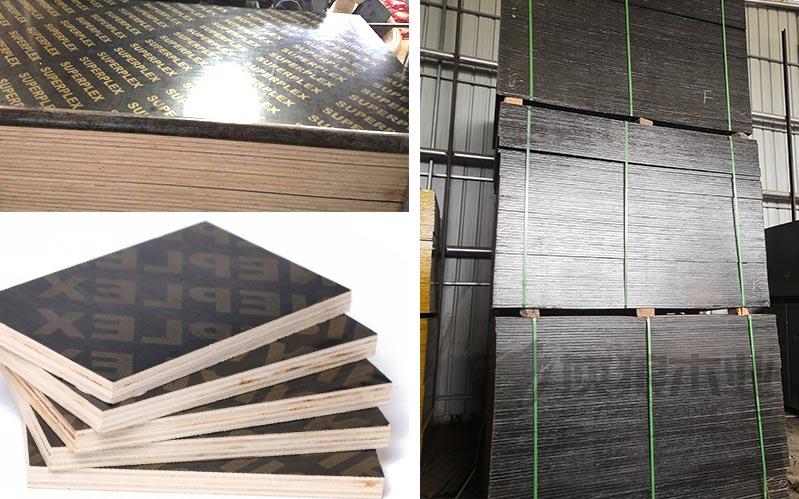 建筑覆膜板生产厂家