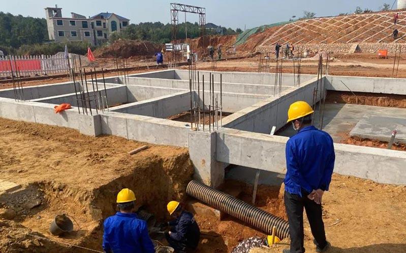 江西景德镇变电站新建工程项目