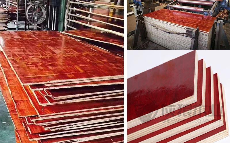 细节决定一切-建筑木模板生产厂家