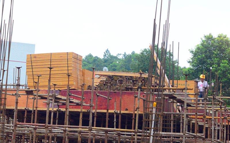 建筑木模板选用的基本要求