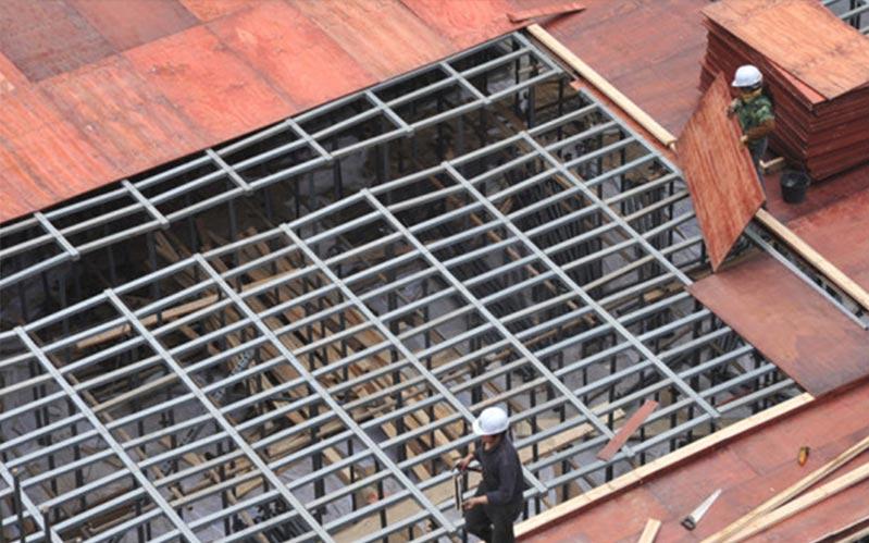 超高层建筑模板