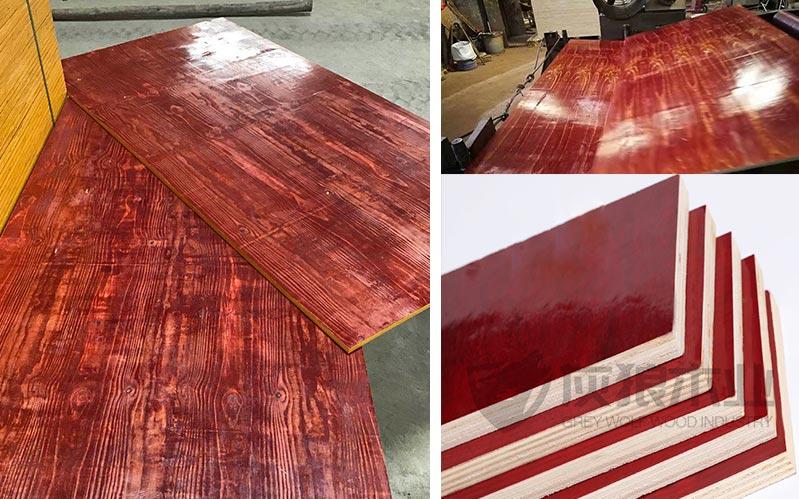 建筑木模板尺寸